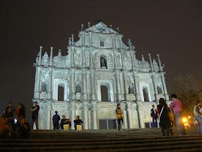 Photo: 3.Macau, Ruins of St. Paul's