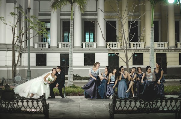 Fotógrafo de bodas David Rodriguez (davidrodriguez). Foto del 02.01.2016