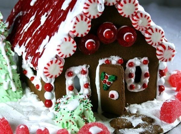 Christmas Gingerbread House Recipe