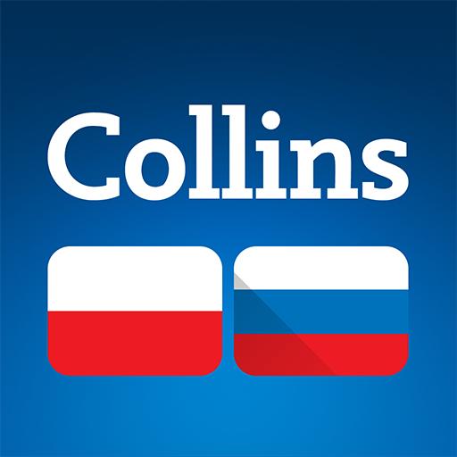 Collins Polish<>Russian Dictionary Icon