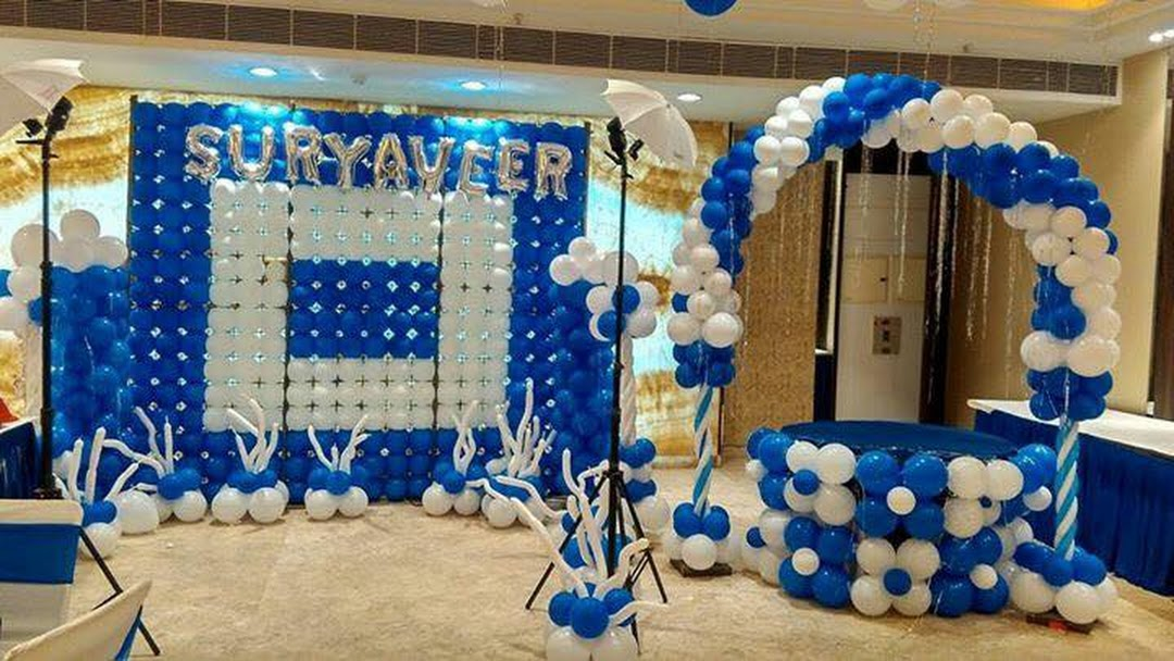 Birthday Party Planner In Noida Balloon Decoration In Noida