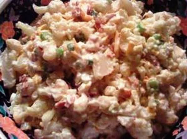 Cauliflower Salad For Summer - Steph Recipe