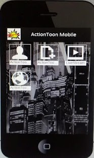 ActionToonTV Mobile 2.0- screenshot thumbnail
