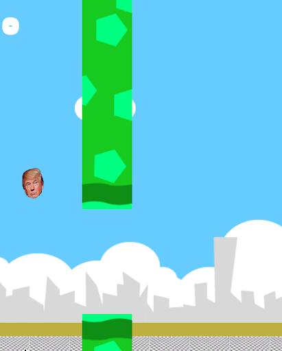 玩免費街機APP|下載Trump Jump app不用錢|硬是要APP