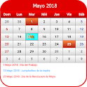 Argentina Calendario 2018 icon