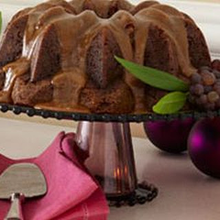 Sticky-Toffee Bundt Cake