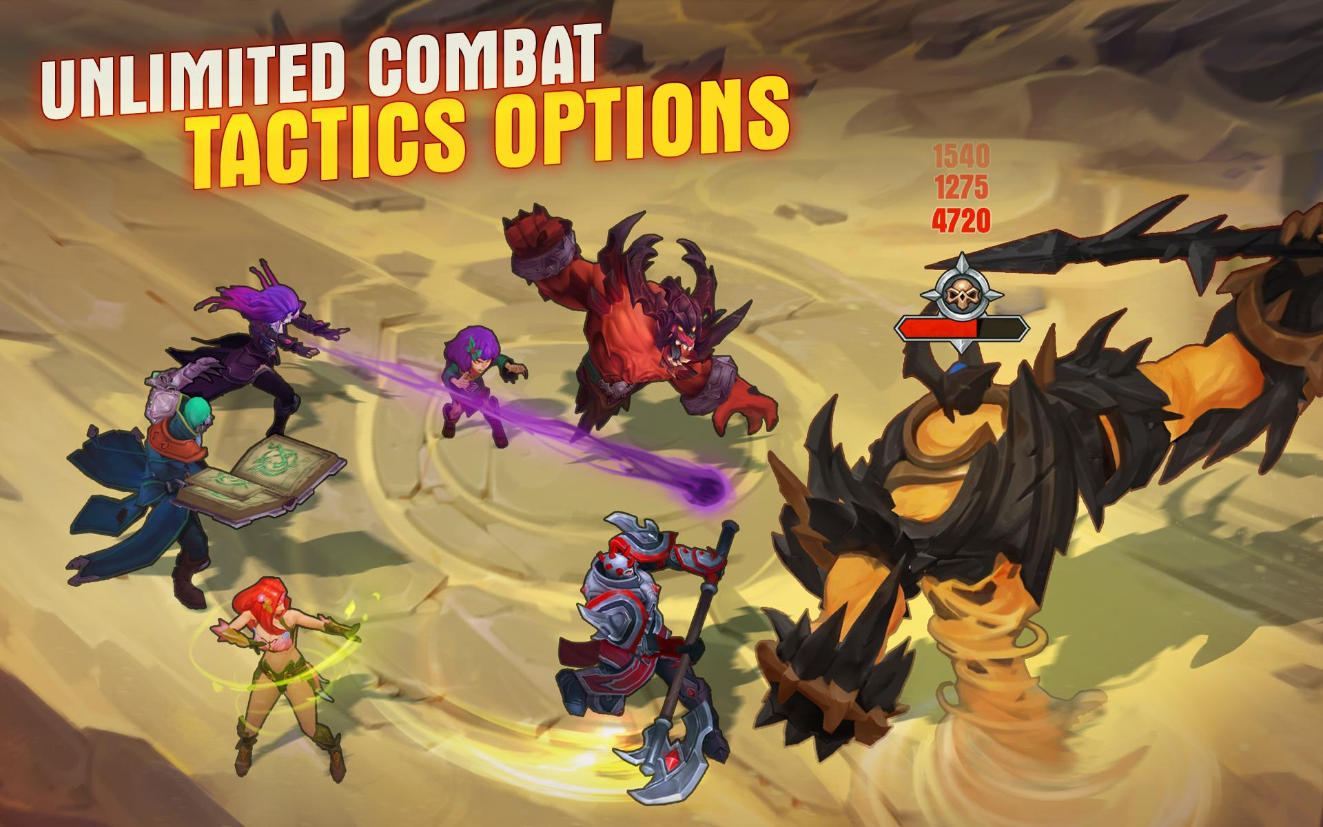Juggernaut Wars – Arena Heroes screenshot #8