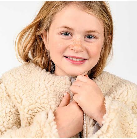 Darcy - Lined fleece jacket for children