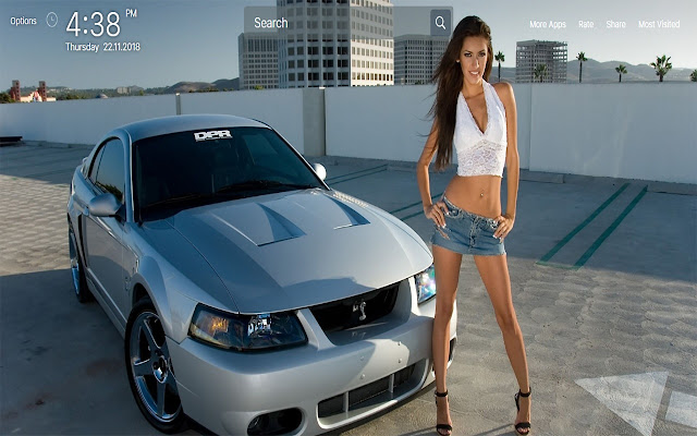 Ford Mustang Wallpapers New Tab