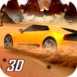 Dirt Car Rally - Offroad Drive Icon