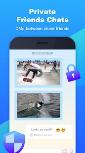 Kiki Chat Messenger: Free Private Friends Chats