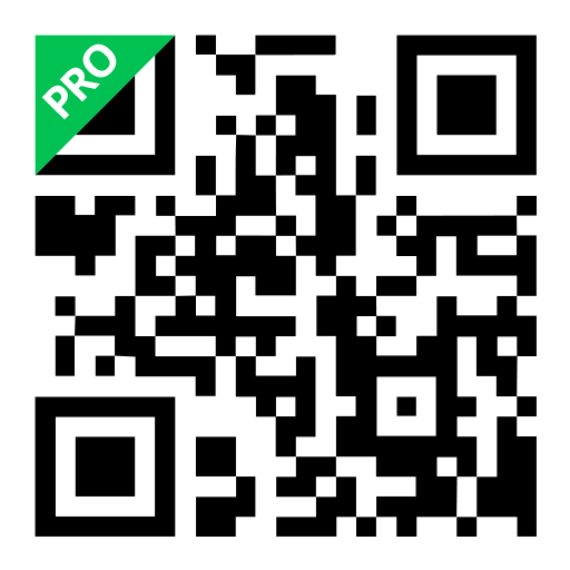 QR & Barcode Scanner Pro.