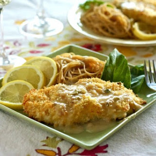Baked Chicken Piccata