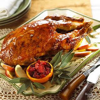 Holiday Roast Goose.