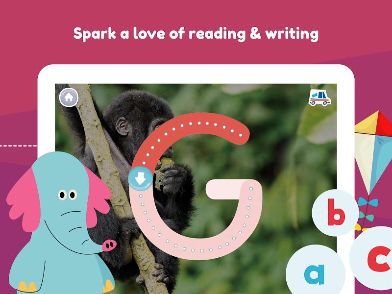 Khan Academy Kids: Free educational games & books Screenshot 14