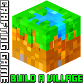 Crafting Game Build a village