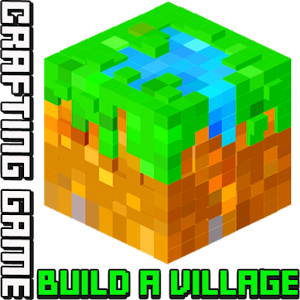 Crafting Game Build a village for PC