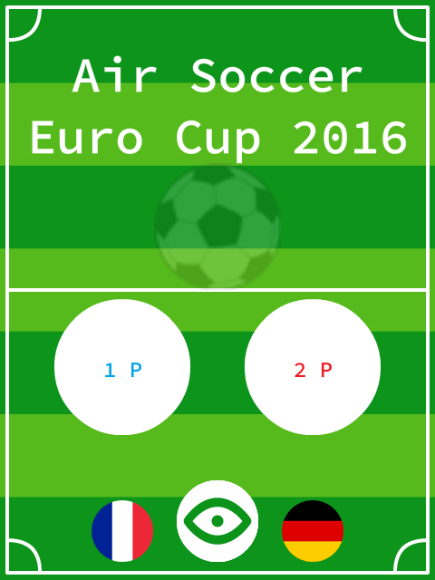 Air Soccer Euro Cup 2016- screenshot