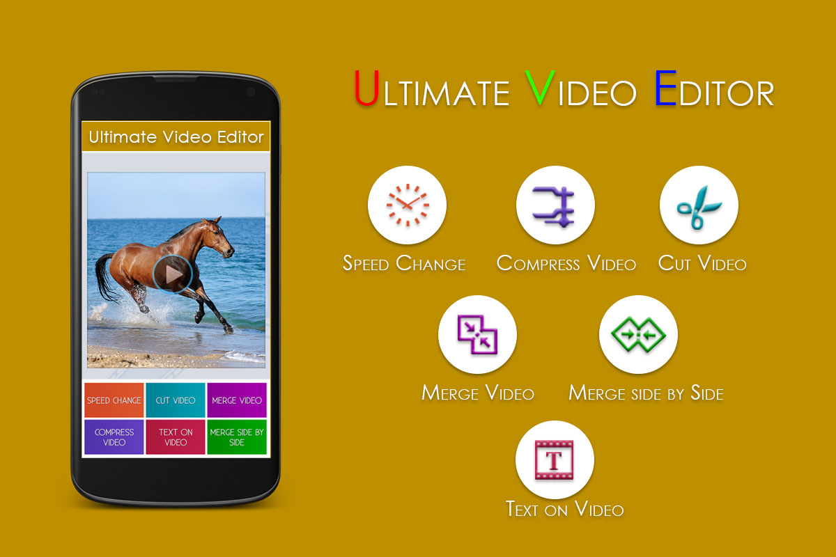 Ultimate Video Editor- screenshot