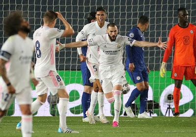 Karim Benzema devient le 4ème meilleur buteur de l'histoire de la Ligue des champions