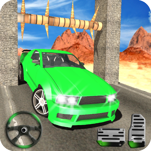 Racing in Modern Car:Escape Games (game)