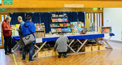 Photo: Book Stall