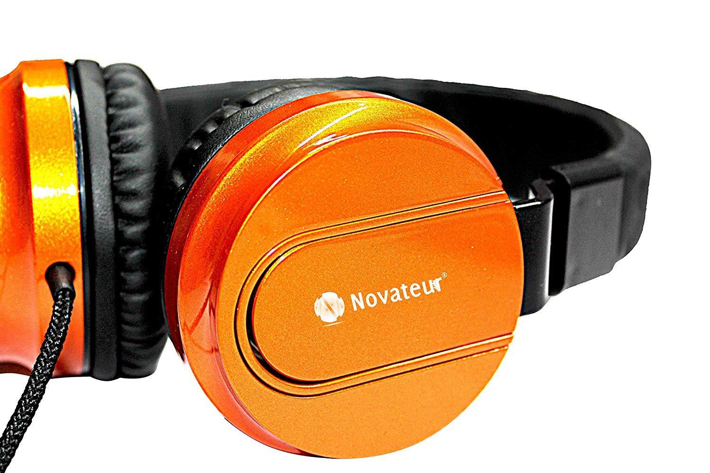 Novateur RXB Xtreme Bass Headphones with Mic