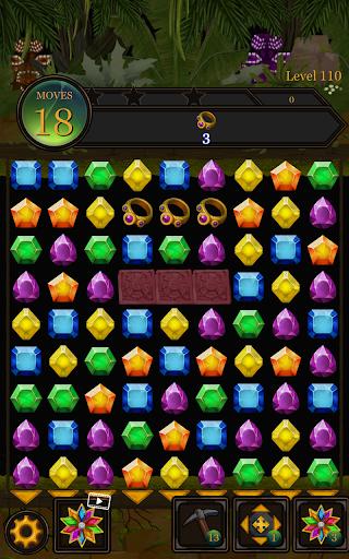 Secret Jungle Pop : Match 3 Jewels Puzzle 1.2.5 screenshots 21