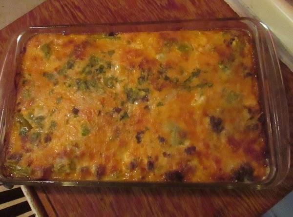 Chile Rellenos Casserole With Pizazz Recipe