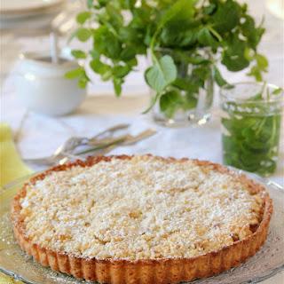 Apple Pie with Hazelnut Streusel Recipe