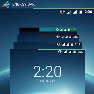 Energy Bar Screenshot 7