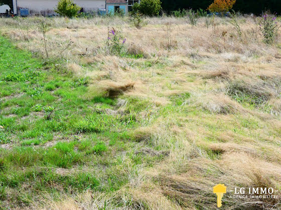 Vente terrain 1554 m2