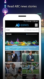 Australia Plus: Expats- screenshot thumbnail