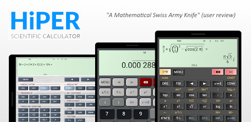 HiPER Scientific Calculator - Apps on Google Play