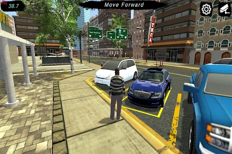Manual gearbox Car parking- screenshot thumbnail
