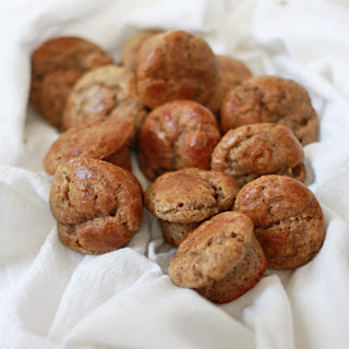 Grain Free Banana Protein Muffins (gf, df)
