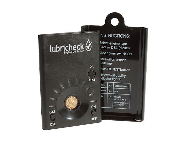 Lubricheck Oljeprovare