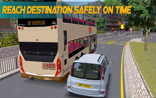 Bus Simulator : Bus Hill Driving game  Wallpaper 16