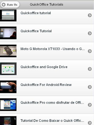 10 quick office for android spreadsheet tips and tricks.