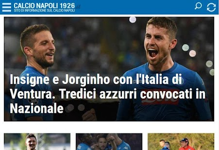 Calcio Napoli 1926- screenshot thumbnail