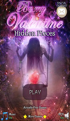 Hidden Pieces Be My Valentine