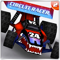 Circuit Racer2 3D Speed Racing icon