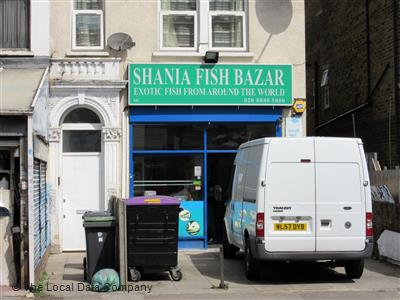 Shania Fish Bazar on Turnpike Lane - Fishmongers in Hornsey, London