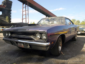 Photo: Plymouth GTX    http://de.wikipedia.org/wiki/Plymouth_GTX