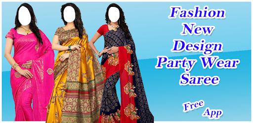 Приложения в Google Play – <b>Fashion</b> New Design Party Wear Sarees