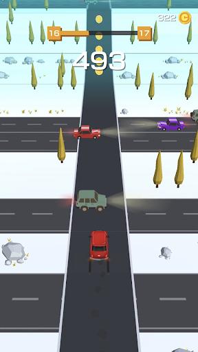 Highway Street - Drive & Drift apkslow screenshots 7