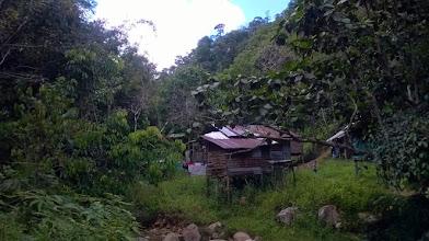 Photo: Wsi spokojna - Borneo