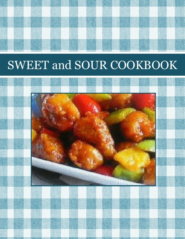 SWEET and SOUR COOKBOOK