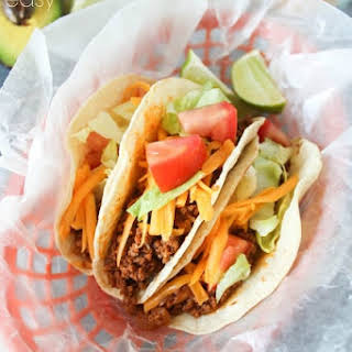 Healthy Tacos With Ground Beef Recipes.