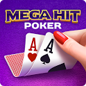 Mega Hit Poker: Texas Holdem massive tournament icon